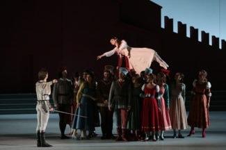 """""""Ромео и Джульетта"""" в Большом театре. Фото - Дамир Юсупов"""