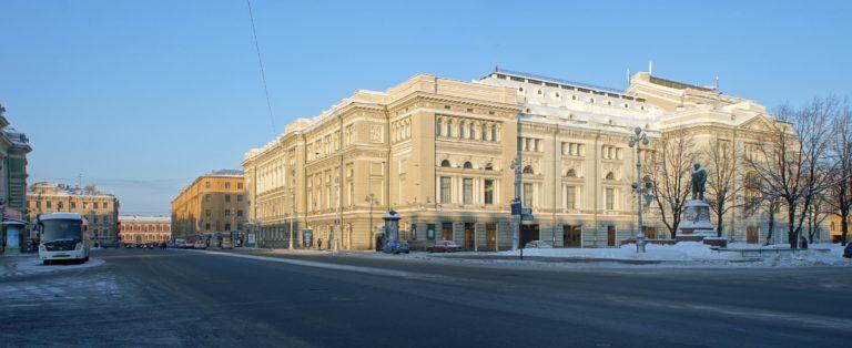В госбюджет вернутся 330 млн рублей гарантии по контракту на реставрационные работы Консерватории в Петербурге