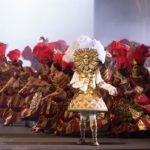 """«Король-Солнце». Сцена из спектакля """"Нуреев"""". Фото - Михаил Логвинов"""