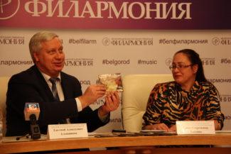 500 дисков с классической музыкой записали для школьников в Белгородской области