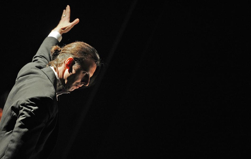 Теодор Курентзис. Фото - Владимир Астапкович / РИА Новости