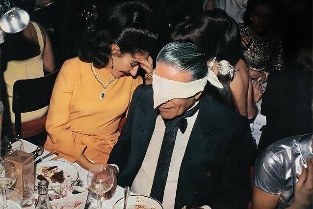 С Аристотелем Онассисом в парижском «Лидо», 1966 год. Фото - Fonds de Dotation Maria Callas