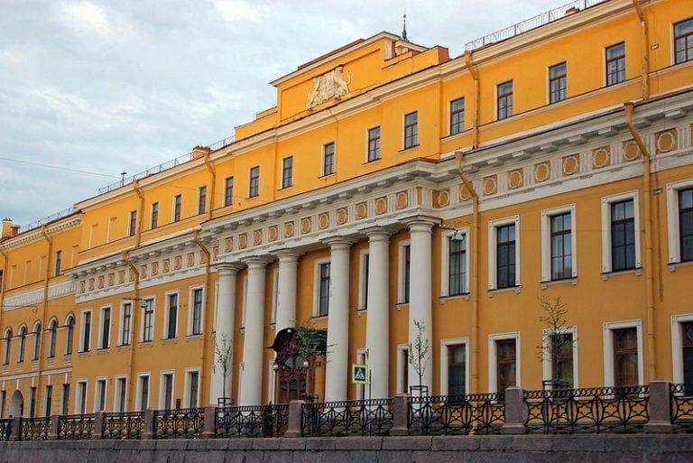 В Санкт-Петербурге завершилась реставрация Юсуповского дворца