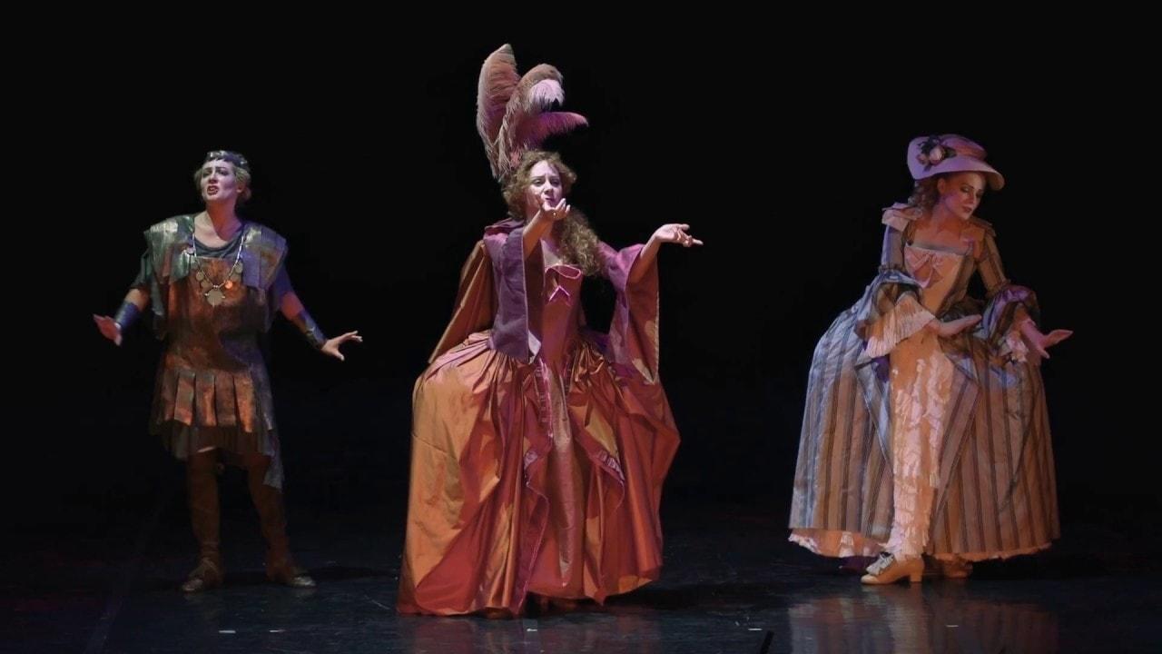 """Оперу XVIII века """"Цефал и Прокрис"""" представили на фестивале Earlymusic"""