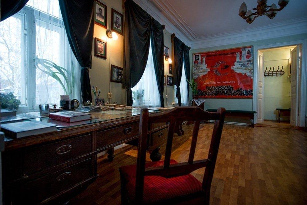 Ко всему, что связано с пребыванием в Оренбурге династии знаменитых музыкантов, в городе относятся трепетно. Фото - Музей истории Оренбурга