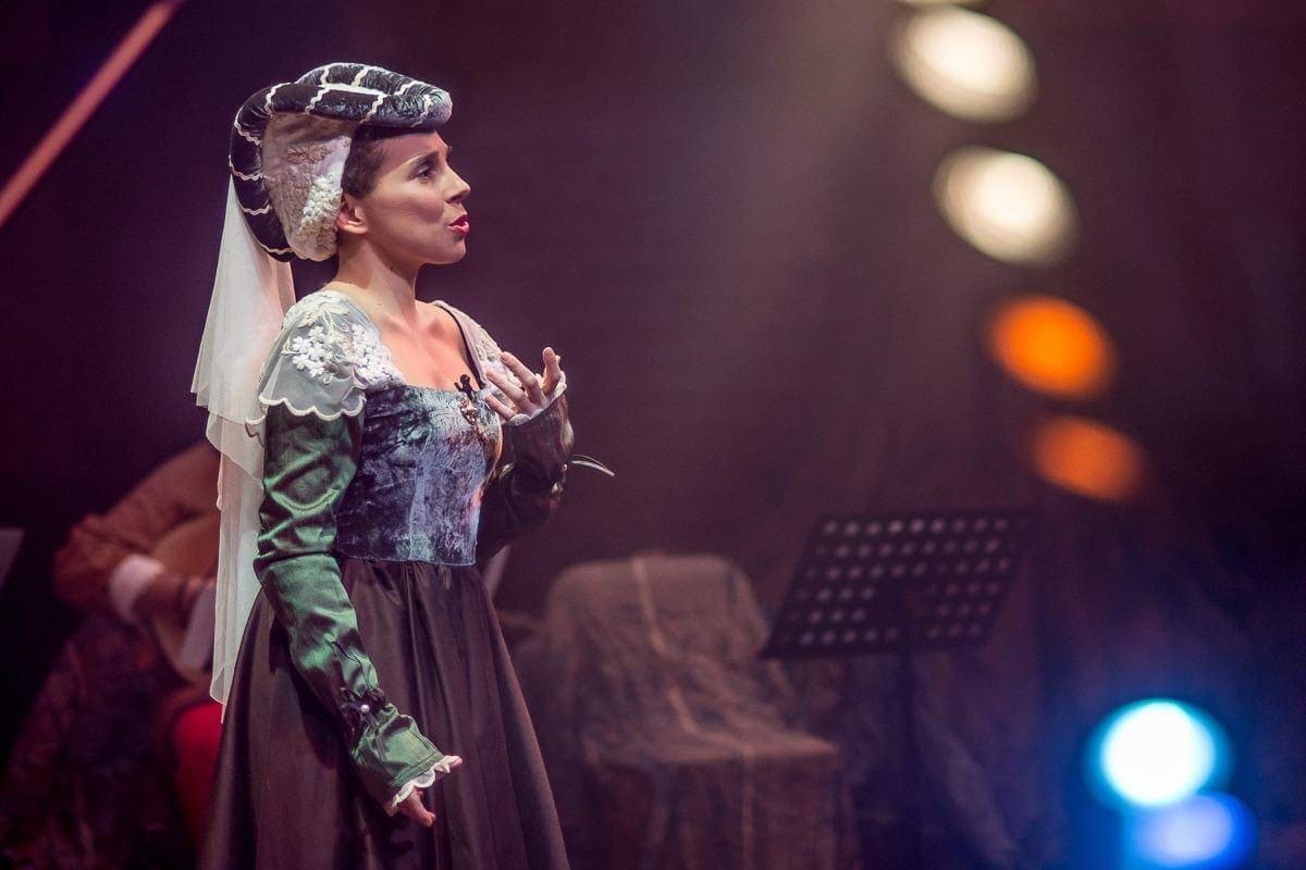 Элени Лидия Стамеллу. Фото - Гюнай Мусаева