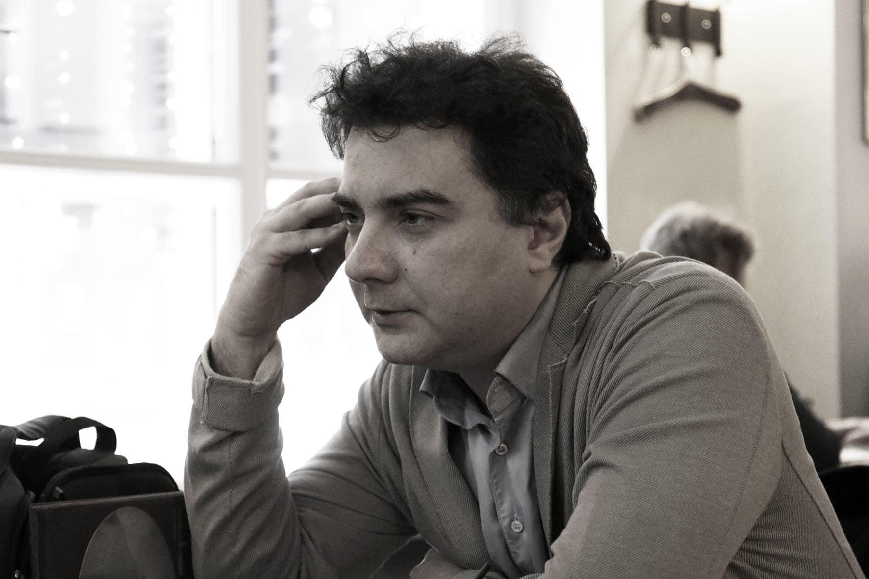 Алексей Сюмак. Фото - Михаил Каплоухий