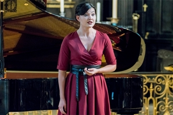 Айгуль Ахметшина. Фото - Roger Way / Royal Opera House Covent Garden