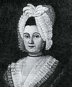 Анна Мария Моцарт