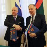 Александр Бастрыкин и Александр Соколов