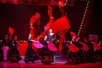 """""""Камен"""" на сцене Марийского государственного театра оперы и балета им. Эрика Сапаева"""