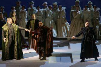 """Парижскую оперу """"Дон Карлос"""" покажут в России"""