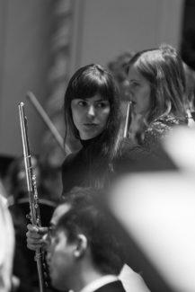 Лаура Поу и Юлия Палац. Фото - Александра Муравьева
