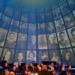 """В """"Геликон-опере"""" состоялся мемориальный вечер, посвященный памяти жертв Холокоста"""