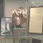 О семье Хворостовских рассказывает экспозиция в Красноярском музее железной дороги