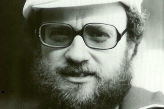 Александр Кнайфель, 1982 год. Фото - Meladina