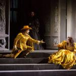 """Действие в """"Лючии ди Ламмермур"""" останется в XVII веке, но цветовое решение спектакля будет радикальным. Фото - Даниил Кочетков"""