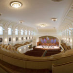 Большой зал Московской консерватории. Фото - Hans Georg Fischer / Flickr