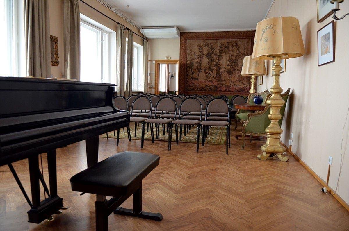 Мемориальная квартира Святослава Рихтера начинает новый музыкальный сезон