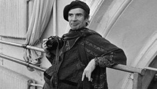 Рудольф Нуреев. Фото - пресс-служба Санкт-Петербургского театрального музея