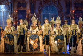 Концерт «Оперный бал Елены Образцовой»