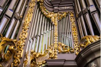 Большой орган Кафедрального собора Калининграда
