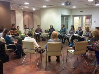 Вторая Зимняя школа Центра профессионального здоровья музыкантов Полины Осетинской