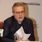 Вадим Репин представил программу V Транссибирского арт-фестиваля