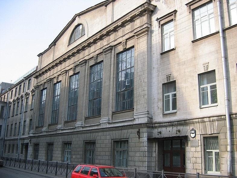 Началась подготовка к реставрации музыкальной школы Санкт-Петербургской консерватории