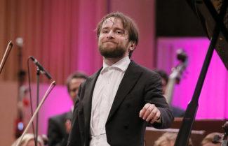 Даниил Трифонов. Фото - EPA-EFE/ROBERT GHEMENT