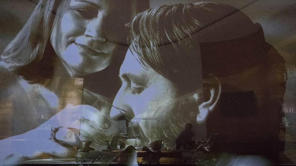 «Тристан и Изольда» в постановке Дмитрия Чернякова. Фото - Monika Rittershaus