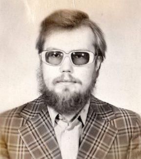 Андрей Тихомиров в консерваторские годы