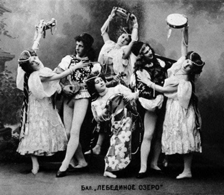 В Екатериинбурге открылась выставка «Ballet imperial»