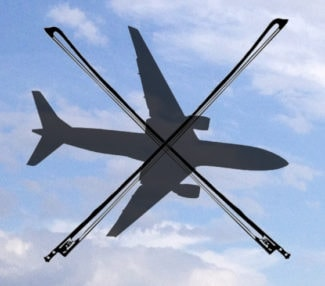 """""""Аэрофлот"""" запретит провозить скрипки и альты в салонах самолетов"""
