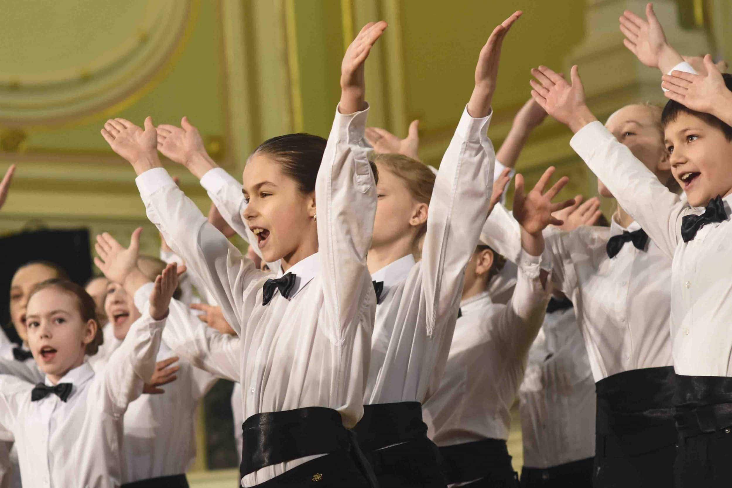 В Санкт-Петербурге пройдёт хоровой чемпионат мира
