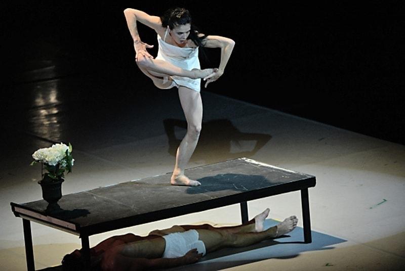 Балет «Facada». Фото - Владимир Вяткин/РИА Новости