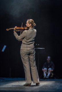 Ксения Гамарис. Фото - Гюнай Мусаева