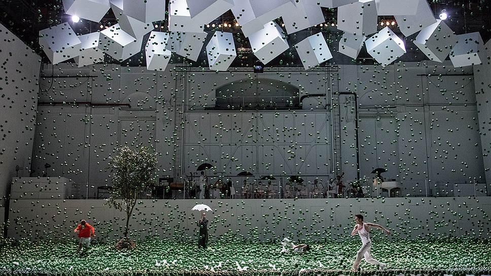 «Игра», Парижская национальная опера, 2017 год. Фото: Ann Ray / Opera national de Paris