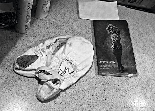 Как живут и работают танцоры Большого театра