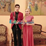 Эрик Мирзоян и Софья Меньшикова. Фото - Ирина Шымчак