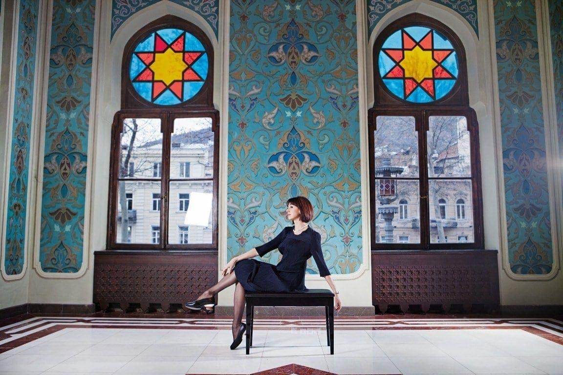 Нино Ананиашвили. Фото - Khatuna Khutsishvili / пресс-служба Тбилисского театра