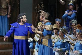 """""""Набукко"""" Дж. Верди на Казанской сцене. Фото - elitat.ru"""