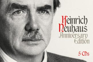 Фирма «Мелодия» выпустила юбилейный комплект Генриха Нейгауза