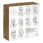 Вышел третий том «Антологии русской и советской симфонической музыки»