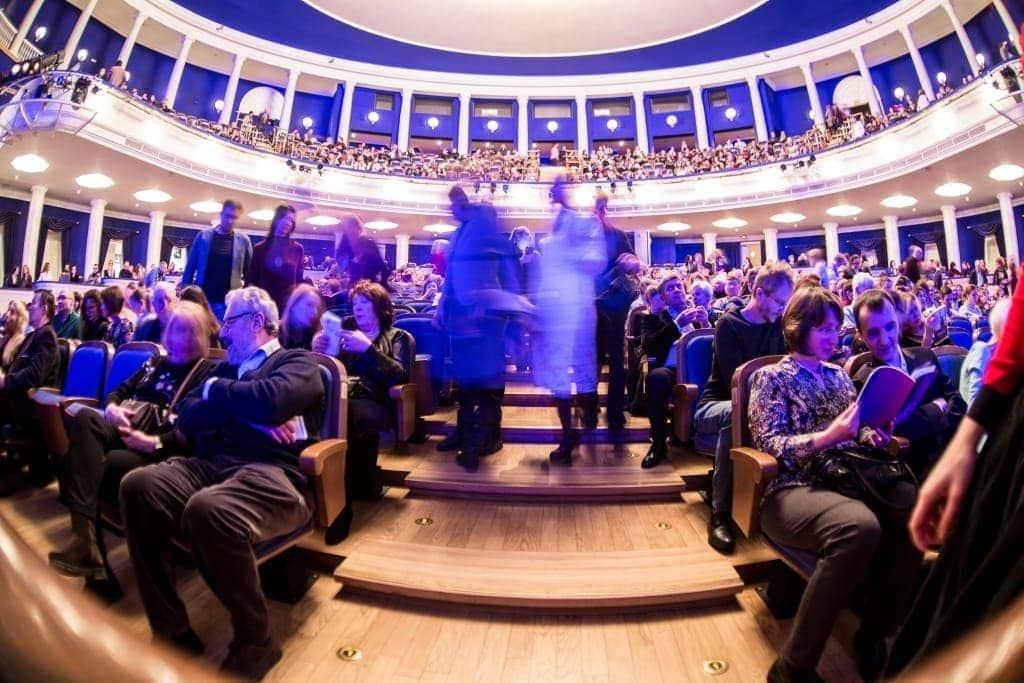 """Открытие фестиваля """"Опера априори"""" в МАМТ. Фото - Ира Полярная"""