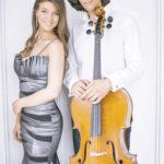 Анна Одинцова и Александр Рамм
