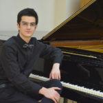 Сандро Небиеридзе даст сольный концерт в Пермской филармонии