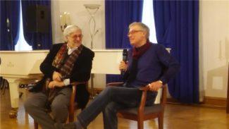 Сергей Сидоренко и Александр Титель. Фото - Елена Алексеева