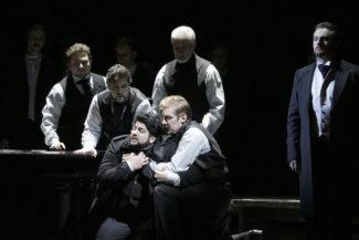 В Большом театре России вновь попытались разгадать тайну трёх карт. Фото - Дамир Юсупов