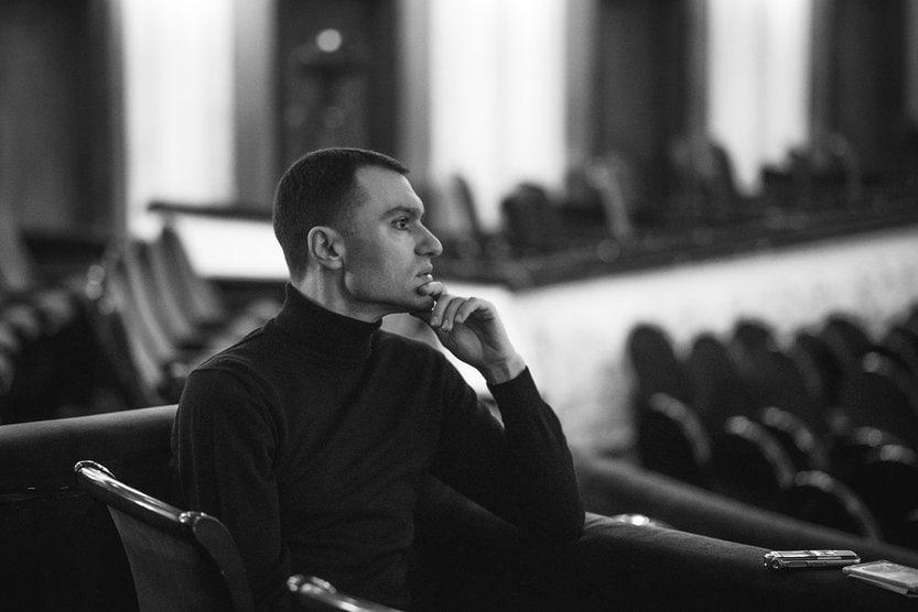 Алексей Мирошниченко. Фото - Андрей Чунтомов